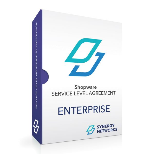 Shopware Service Level Agreement Enterprise