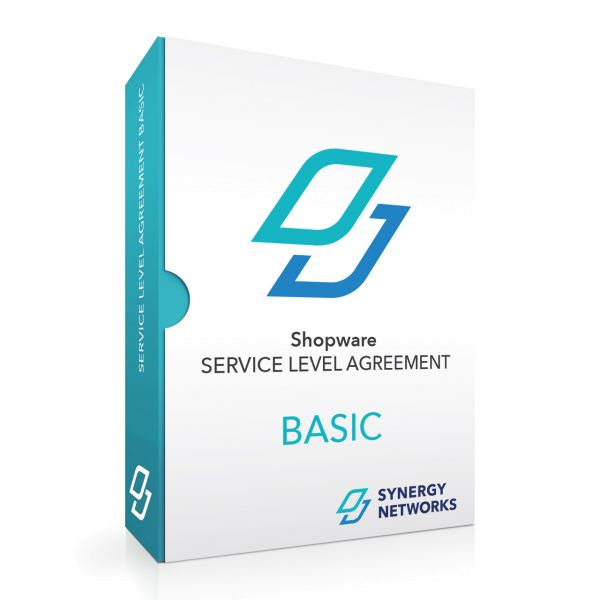 Shopware Service Level Agreement Basic