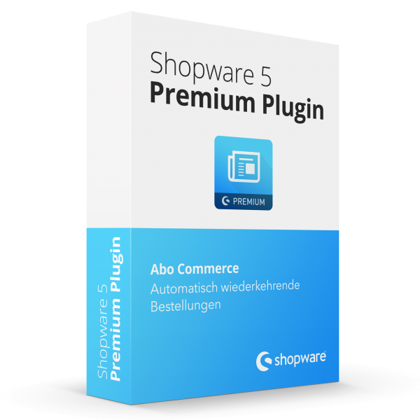 Abo Commerce Shopware Premium Plugin